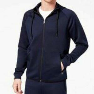 32 Degrees Heat Men's Tech Fleece Full Zip Hoodie